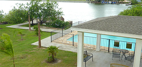 Rent Port Mansfield condos on the water